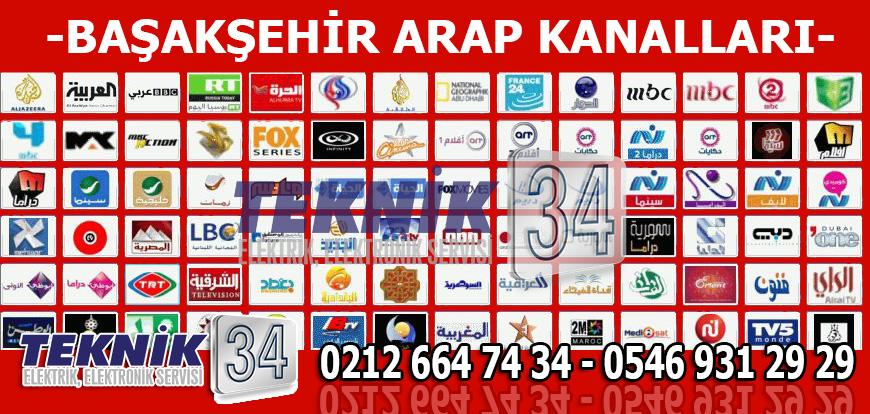 Başakşehir Arap Kanalları