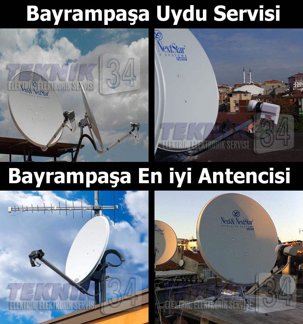 Bayrampaşa Uydu Anten Servisi